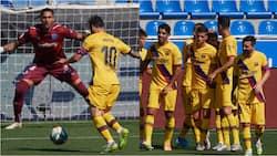 Messi sets new La Liga assist record as Barcelona beats Alaves 5-0