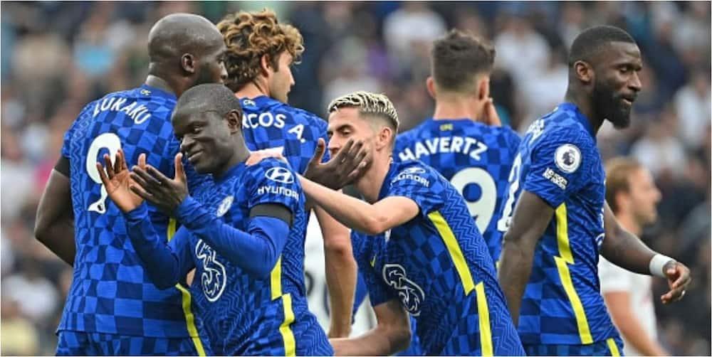 Tottenham vs Chelsea: Silva, Kante score as Blues win 3-0 in London derby