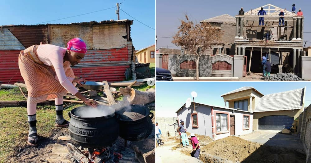 Weekly wrap: Zozibini's home, man builds crib after bank declines loan