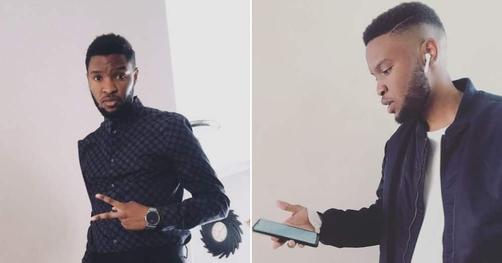 Young South African entrepreneur develops his own smartphone