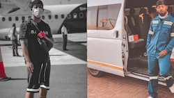 Musician Prince Kaybee Calls Out Celebs to Stop Hiding Amid Social Chaos