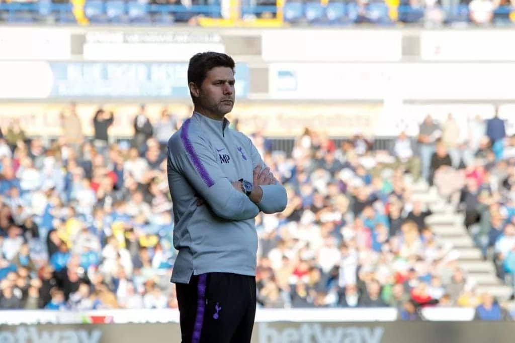 Pochettino surprised by Tottenham fans despite narrowly beating Cardiff at Wembley