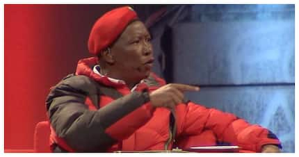 Malema: The financial sector must be disrupted to empower black people