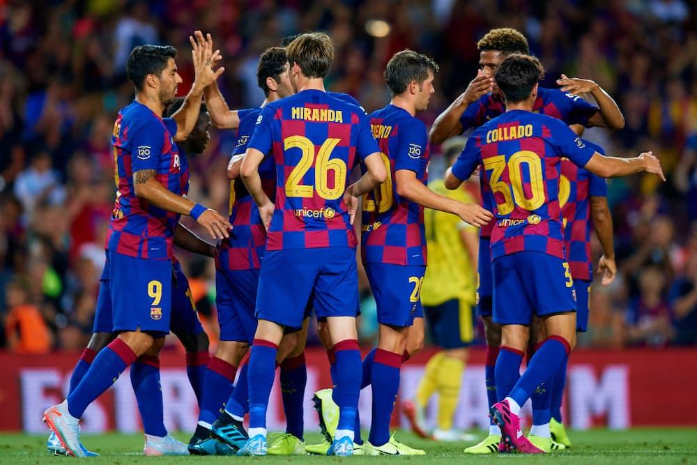 Barcelona profile