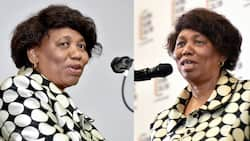 Angie Motshekga briefs South Africa on state of education, almost 200 schools damaged in unrest