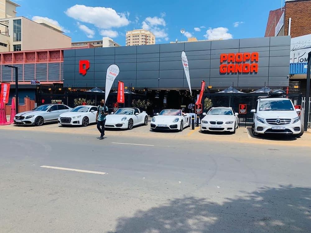 Propaganda club South Africa