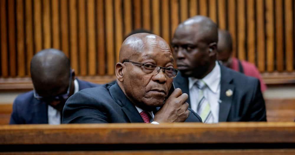 State Capture Inquiry, ConCourt, Jacob Zuma