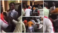 Angry church members fight pastor over new car, demand refund of tithes in video