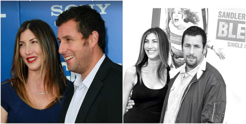 Who is Adam Sandler's Wife, Jackie Sandler? Her Age and ...