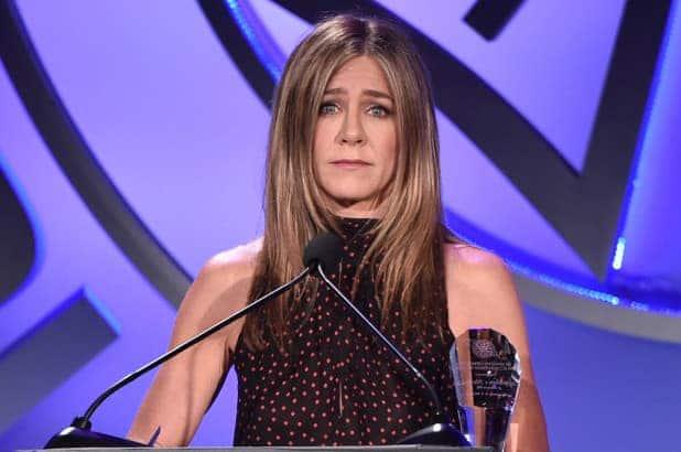 Jennifer Aniston said she has maintained friendship with ex Brad Pitt despite their breakup.