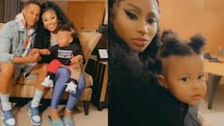 """Nicki Minaj stunned after young son speaks for 1st time on video: """"Hi"""""""