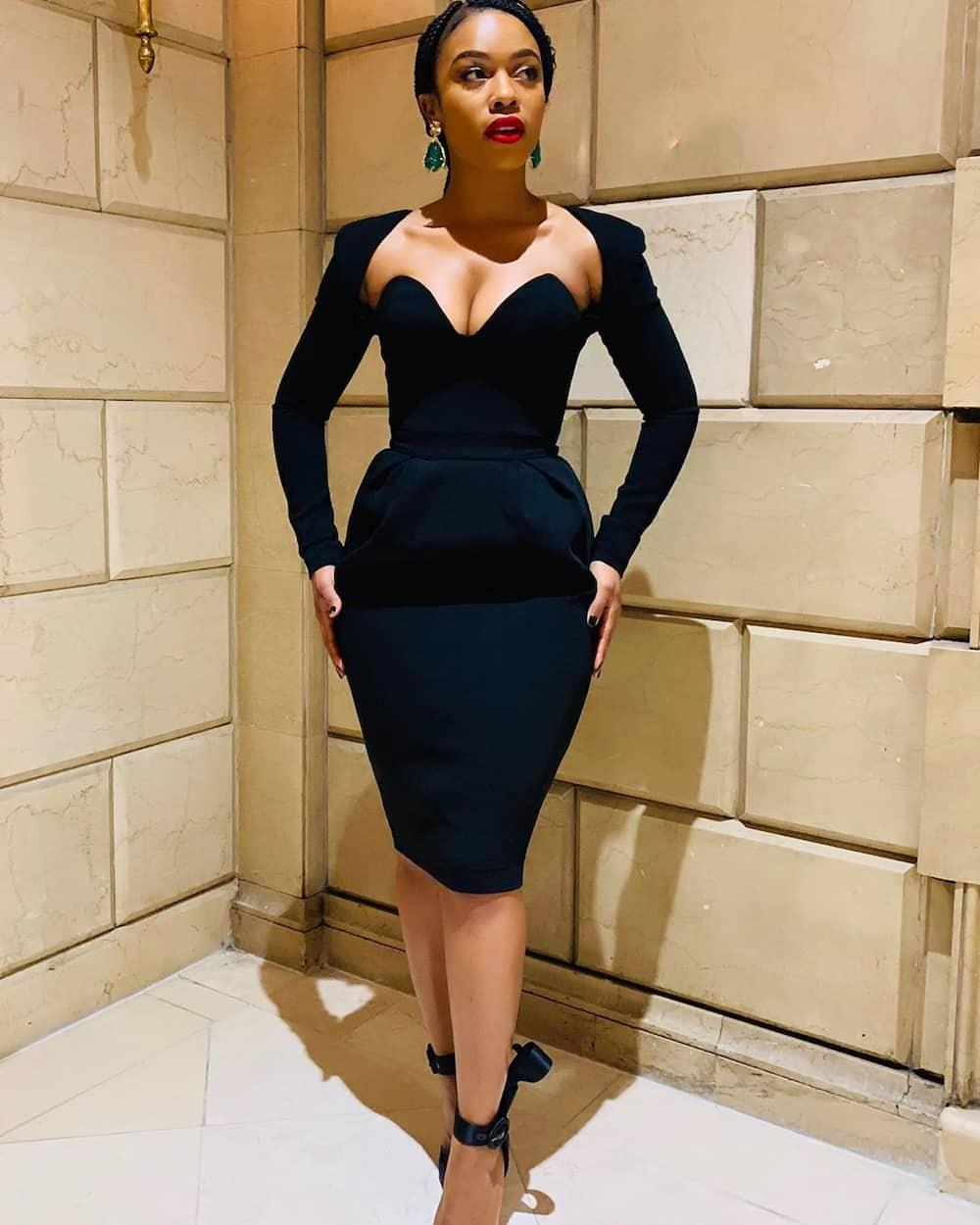Mbatha dresses