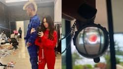 Singer MGK says he wears lover Megan Fox's blood around his neck