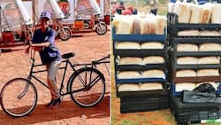 Limpopo woman Sela Matsemela runs delivery business employing 10, SA inspired
