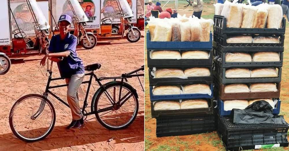 Bread, Baking, Business, Ramariz Bakery, Sekgakgapeng, Mokopane, Limpopo, Trucks, Employs, Entrepreneur