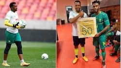 Throwback video: Itumeleng Khune denies Spain's David Villa from penalty spot