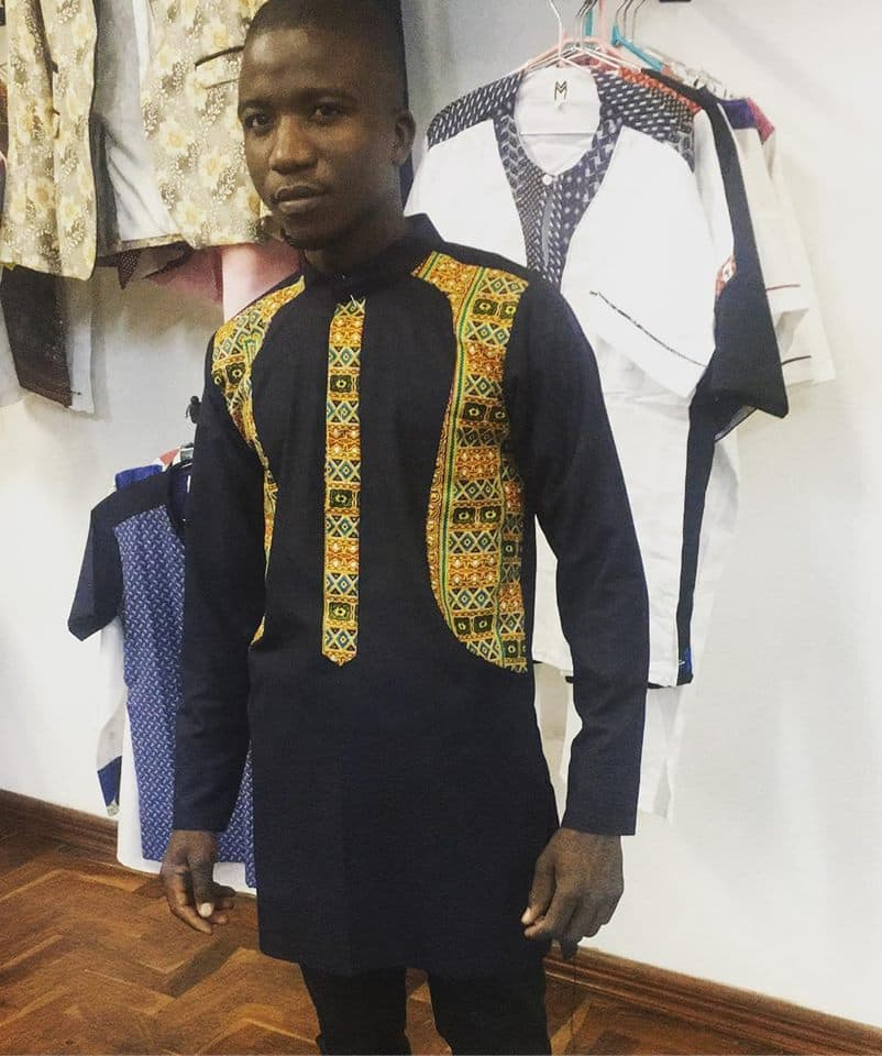 traditional shirts for men