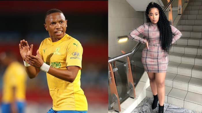 Andile Jali's babymama opens up about raising his son on her own