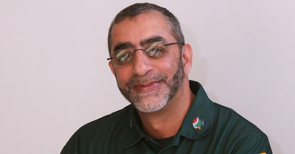 Imtiaz Sooliman, Social Justice Champion 2021, Gift of the Givers, humanitarian South Africa