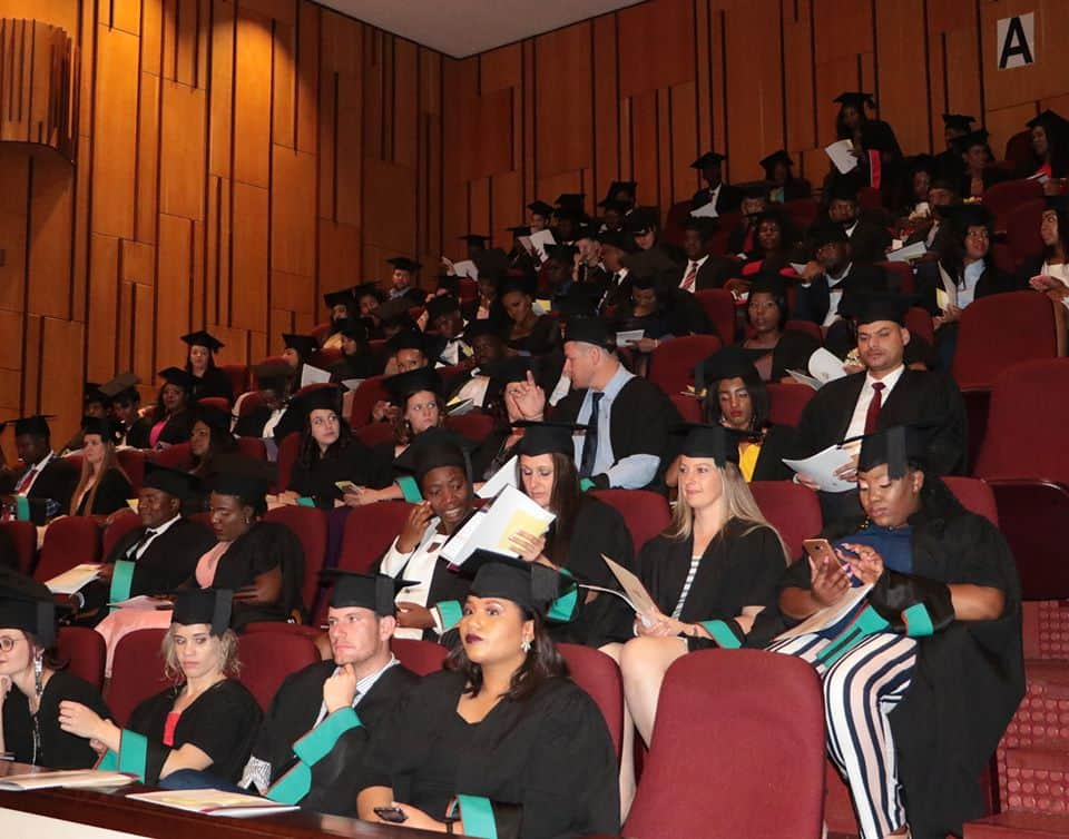 Health and safety courses UNISA 2020