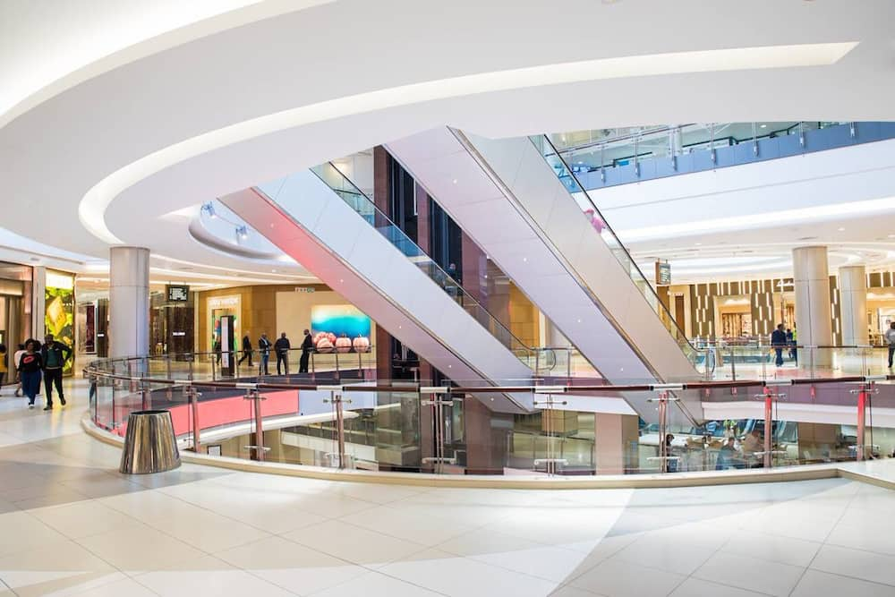 malls in south africa