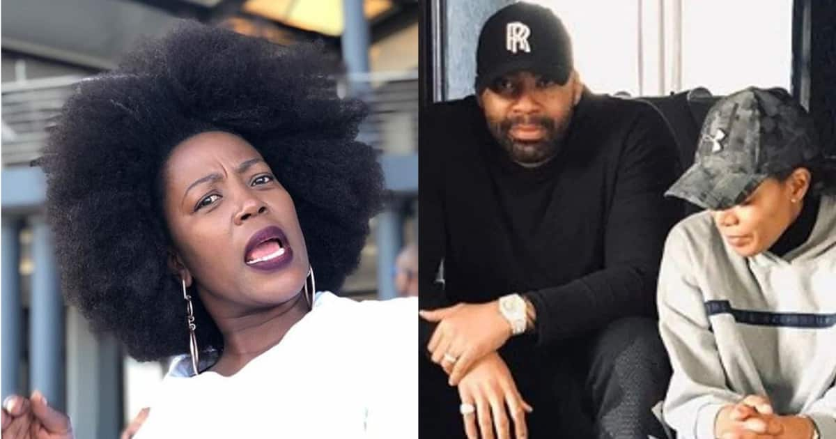 Rami Chuene breaks her silence on working with the Fergusons once more - Briefly.co.za