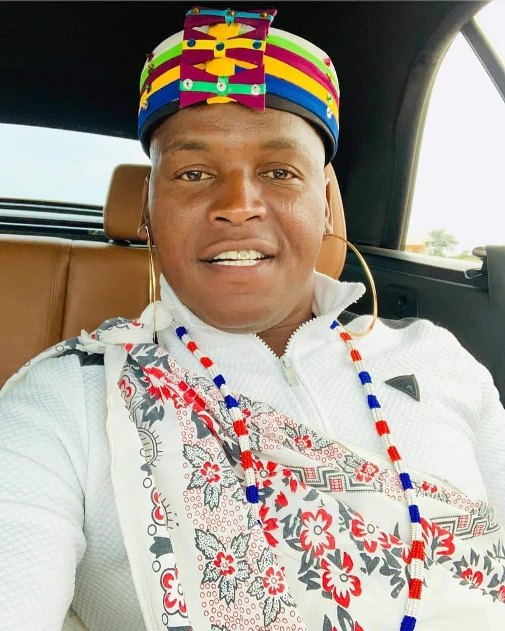 Benny Mayengani 2020