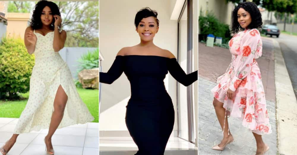 Thembi Seete turns 44: A look into the career of a versatile performer
