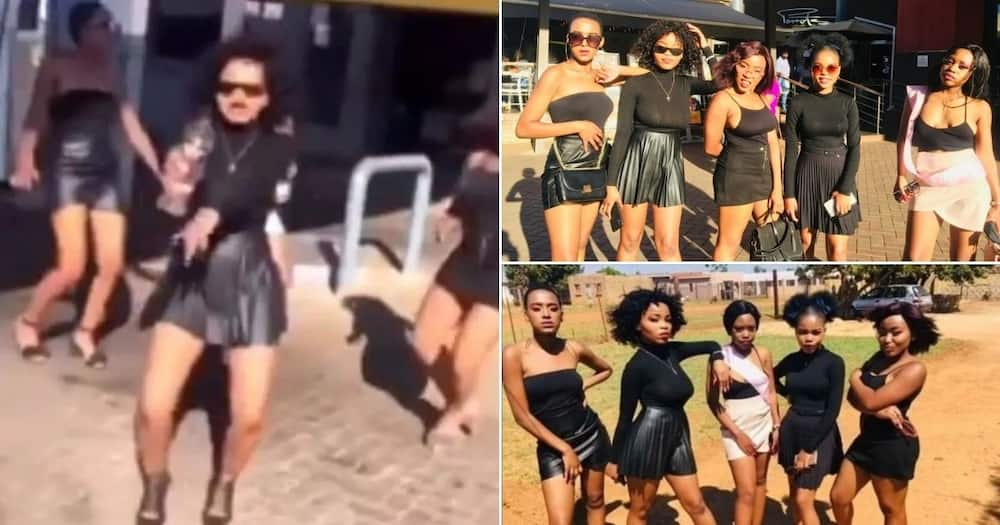 SA in disbelief over viral #JohnVuliGateChallenge girls' booking fees