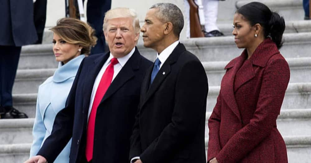 Michelle Obama reflects on how difficult it was to welcome Melania in White House after Trump won election