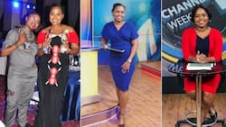 From cleaner to TV anchor: Woman rejoices after winning major awards