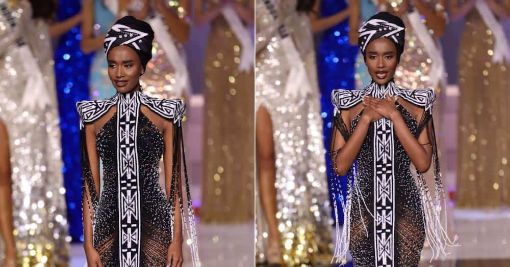 'Our Forever Miss Universe': Zozibini Tunzi Gracefully Hands Over Crown
