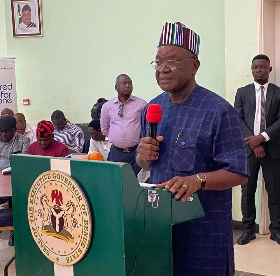 COVID-19: Five Doctors, Two Ambulance Drivers, One Emergency Worker Test Positive In Benue