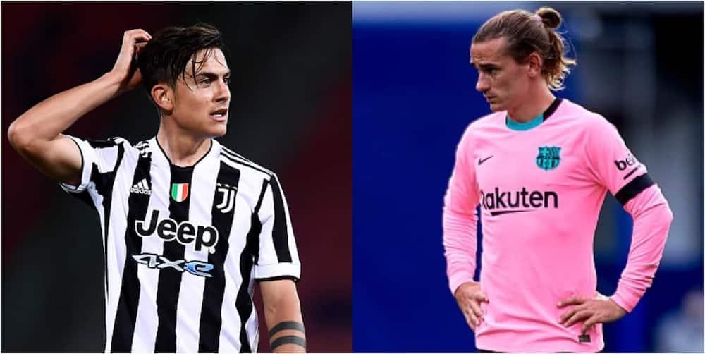 Barcelona set for sensational swap deal involving Griezmann and Juventus star