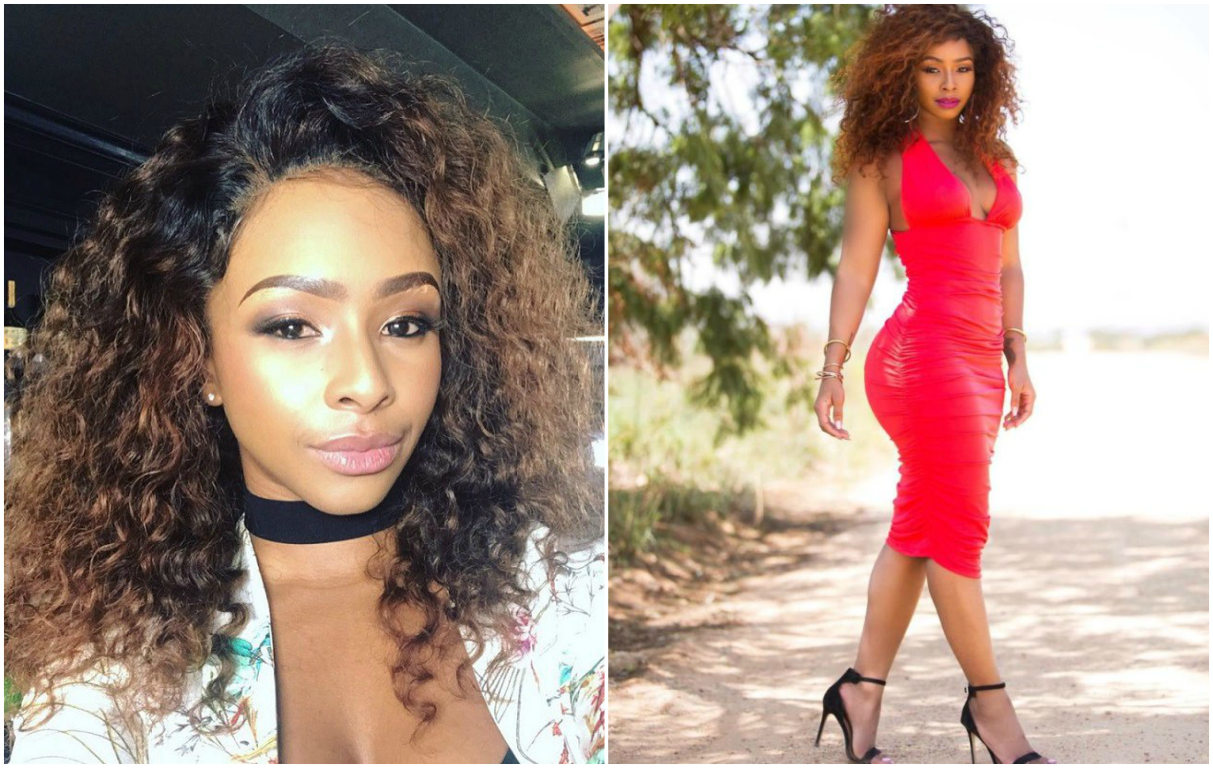 Best Boity Thulo hairstyles