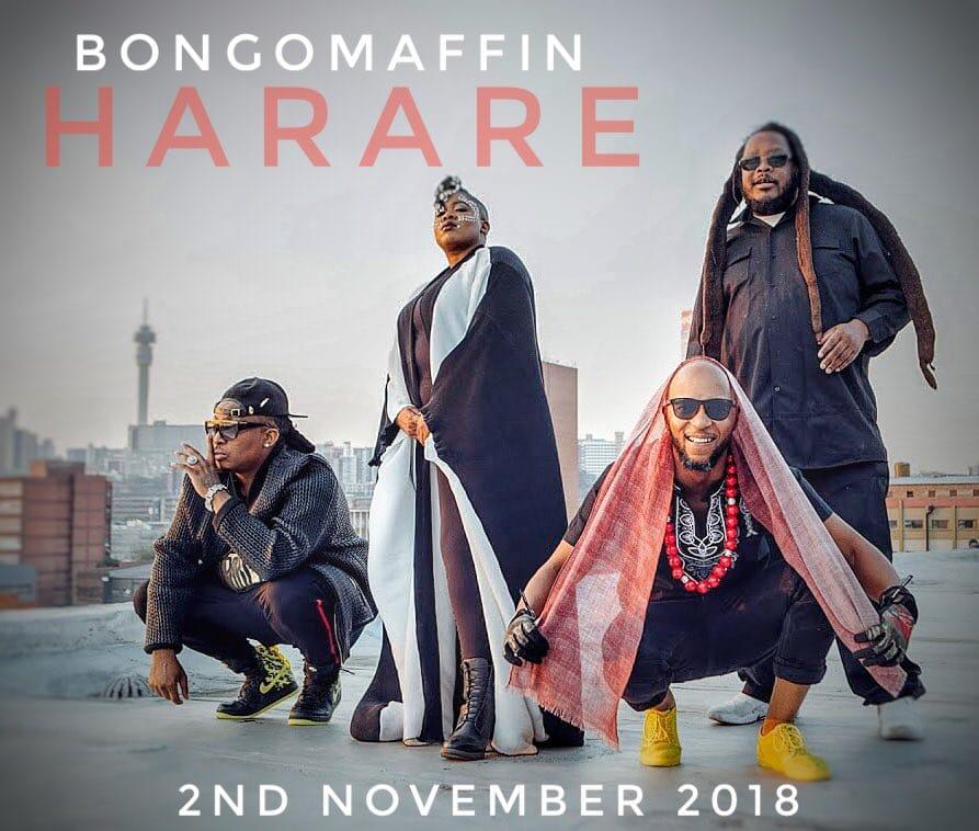 bongo maffin the way kungakhona