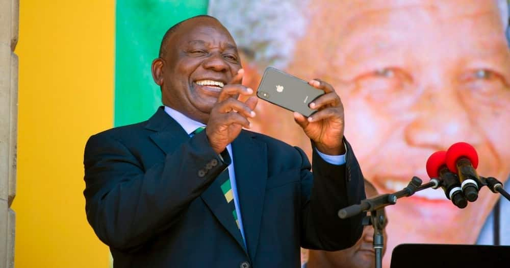 Cyril Ramaphosa, Cell number, leaked, NSO Group, Pegasus Spyware, 14 heads of State