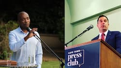 Mmusi Maimane slams the DA, saying they have become a faction of the ANC