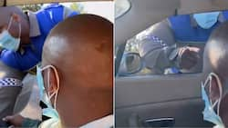 Video of traffic cop slapping Bentley driver has Mzansi spooked