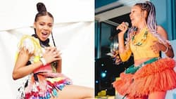 Sho Madjozi creatively turns the lockdown rules into a new song