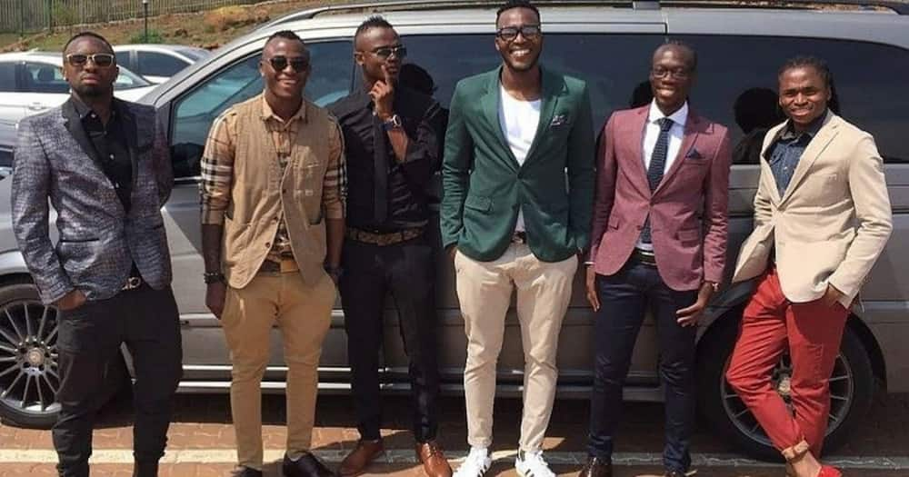 Siphiwe Tshabalala, Photo, Kaizer Chiefs, Teammates