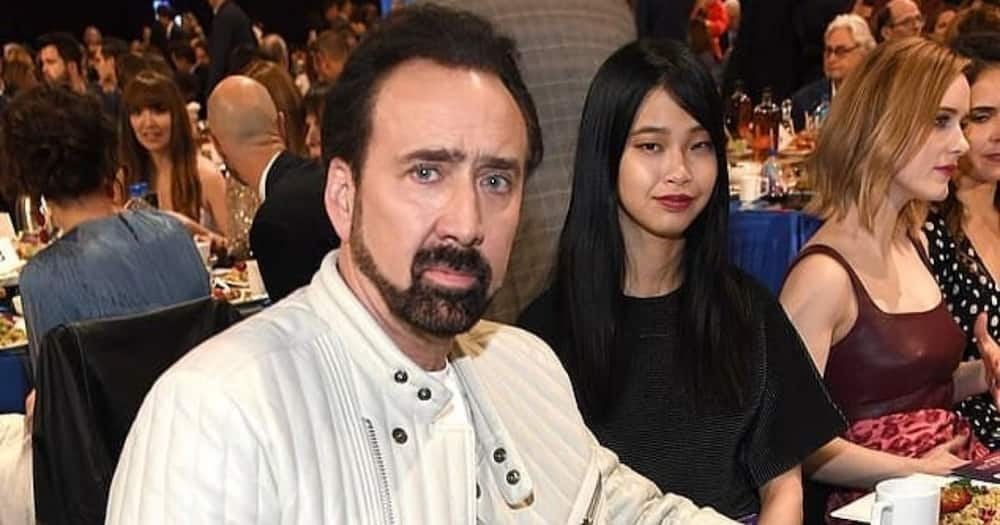 """Actor Nicolas Cage Marries for 5th Time: """"He's 56 and She's 26"""""""
