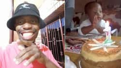 """""""My little drama queen"""": Proud dad celebrates daughter's birthday with adorable video"""