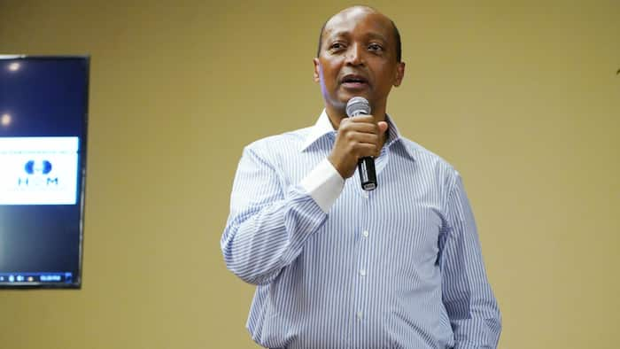 CAF president Patrice Motsepe urges open discussions on World Cup every 2 years