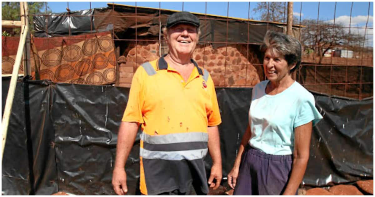 Meet the Du Toits, a white couple enjoying life in a rural Limpopo village