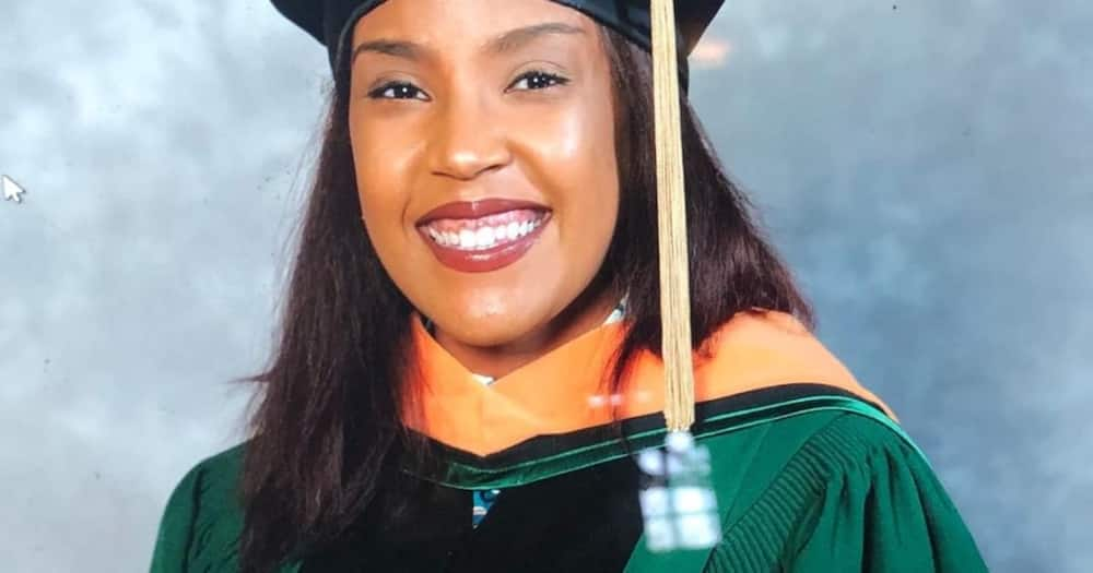 Beautiful lady who used to clean hospital becomes nurse at same facility 10 years later