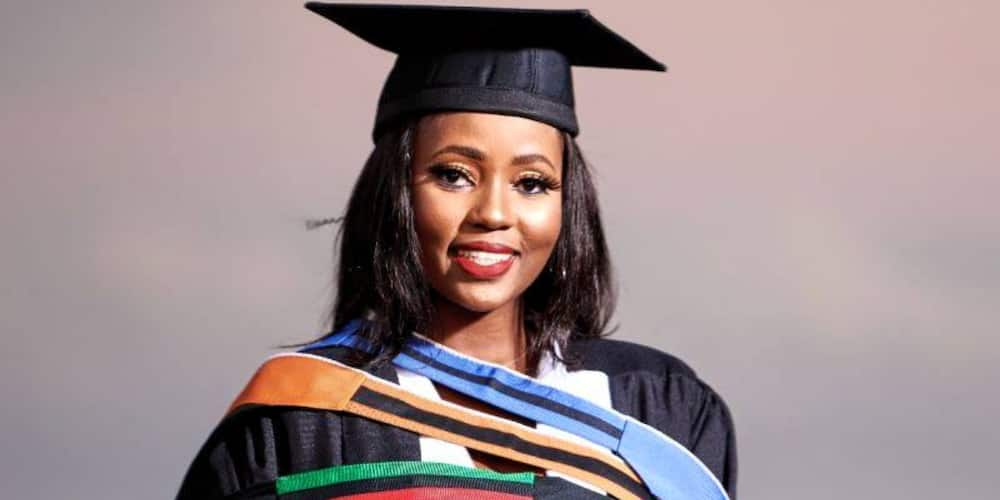 """""""Giving up Wasn't an Option"""": 3 Time Graduate Describes Her Journey"""