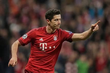 Manchester United set to beat Real Madrid and Chelsea to Lewandowski's signature