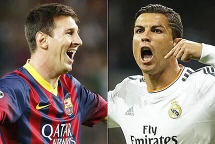 5 Messi records Ronaldo may never break
