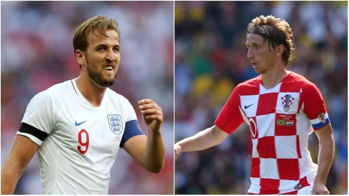 Croatia have qualified into the World Cup finals after a 2-1 victory over England